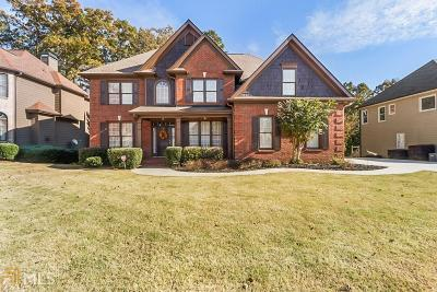 Dacula Single Family Home For Sale: 2705 Daniel Park Run