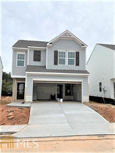 Newnan Single Family Home New: 241 Merritt Cir #3139