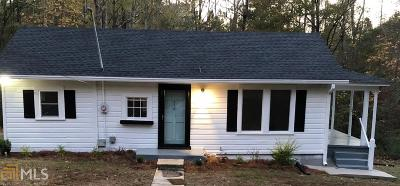 Canton Single Family Home Under Contract: 210 Satterfield