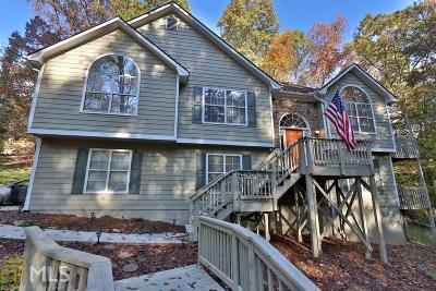 Loganville Single Family Home New: 3132 Watson Mill Drive