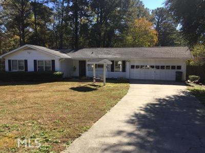 Snellville Single Family Home For Sale: 2884 Melissa Ct