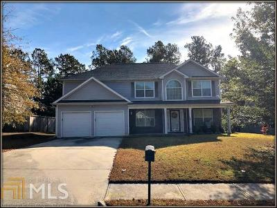 Douglasville GA Single Family Home New: $195,000