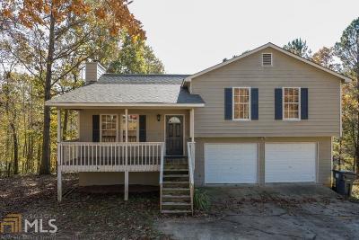 Dallas GA Single Family Home New: $144,500