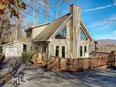 Hiawassee Single Family Home For Sale: 1564 Summit Trl