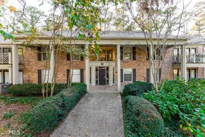 Brookhaven Condo/Townhouse Under Contract: 3650 Ashford Dunwoody Rd #1006