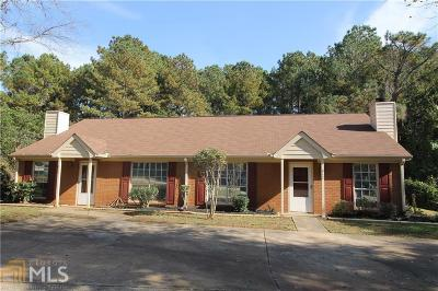 Cobb County Multi Family Home Under Contract: 812 Farm Creek Rd