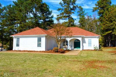 Temple GA Single Family Home New: $210,000
