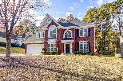Newnan Single Family Home New: 64 Vaux Way