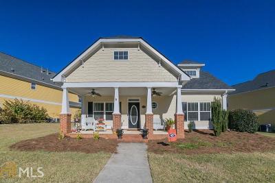 Covington Single Family Home New: 105 Pratt Dr