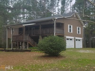Brooklet Single Family Home For Sale: 8075 Old River Rd