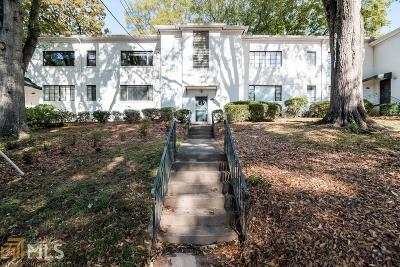 Condo/Townhouse Under Contract: 1360 Briarwood Dr #3