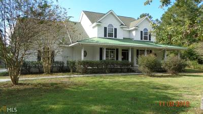 Camden County Single Family Home Under Contract: 74 Kayla St
