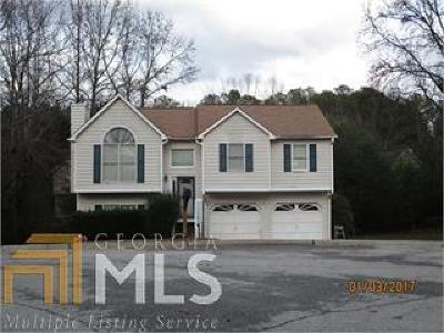Temple GA Single Family Home New: $119,900