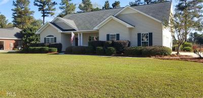 Statesboro Single Family Home For Sale: 305 Pebble Stone Trl