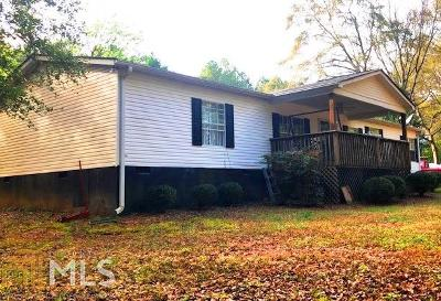 Monroe Single Family Home For Sale: 310 Dillard Dr