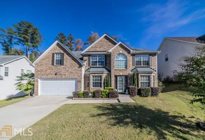 Fairburn Single Family Home Under Contract: 4687 Derby Loop