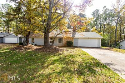 Conyers Single Family Home Under Contract: 797 SE Greenwood Trl