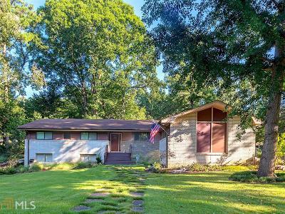 Atlanta Single Family Home New: 3134 McCully Dr