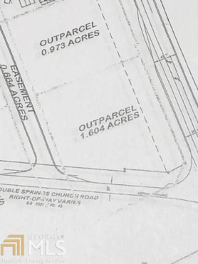 Monroe Residential Lots & Land New: Saratoga Dr #3/1.604C
