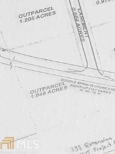 Monroe Residential Lots & Land New: Saratoga Dr #4/1.648