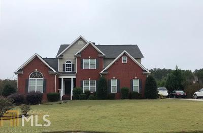 Fayetteville Single Family Home For Sale: 205 Hedgerow Trl