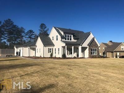 Newnan Single Family Home New: North Cv Dr #Lot 100