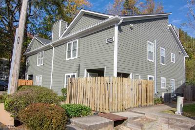 Norcross Condo/Townhouse Under Contract: 1097 Rock Creek