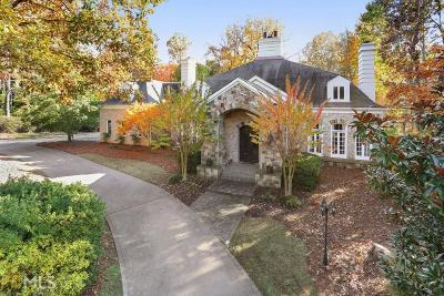 Roswell, Sandy Springs Single Family Home For Sale: 890 Marseilles Dr