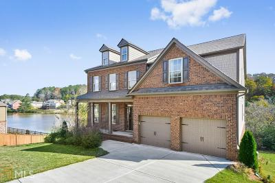 Woodstock Single Family Home For Sale: 237 Waters Lake Dr