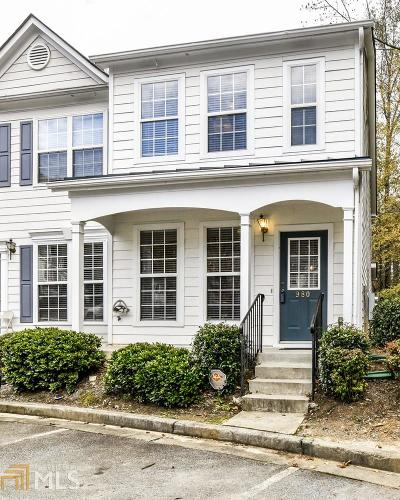 Norcross Condo/Townhouse Under Contract: 980 Redwood Dr