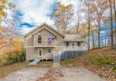 Dawsonville Single Family Home Under Contract: 131 Plantation