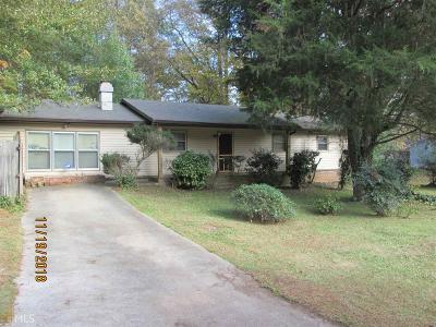 Stone Mountain Single Family Home Under Contract: 2826 Deshong Dr