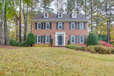 Roswell Single Family Home For Sale: 1846 Linnet Ct
