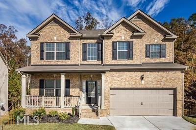 Dallas GA Single Family Home New: $275,000