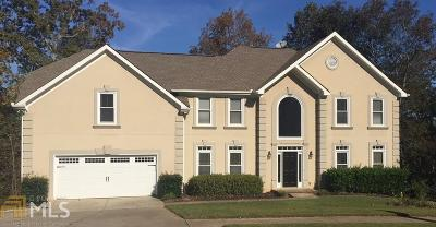 Woodstock Single Family Home For Sale: 2609 Gladstone Ter