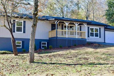 Demorest Single Family Home For Sale: 153 Heartland Dr