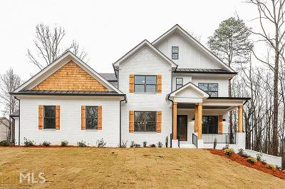 Flowery Branch Single Family Home For Sale: 4419 Park Royal Dr