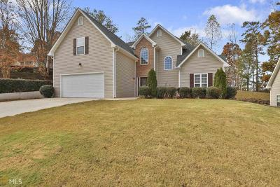 Newnan Single Family Home New: 69 Oak Park Sq