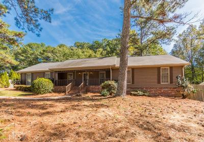Snellville Single Family Home Under Contract: 1875 Crossing Ct #1