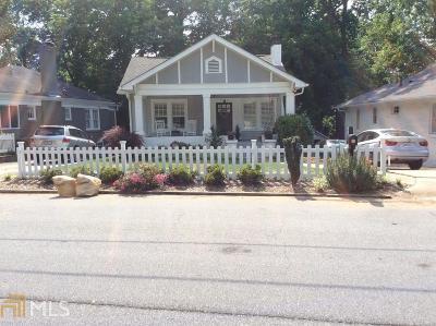 Atlanta Single Family Home Under Contract: 2266 Fairhaven Cir