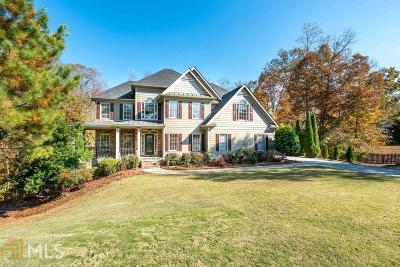 Kennesaw Single Family Home Under Contract: 2624 Mt Olivet Ct