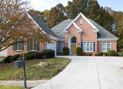 Dacula Single Family Home For Sale: 2820 The Terraces Way