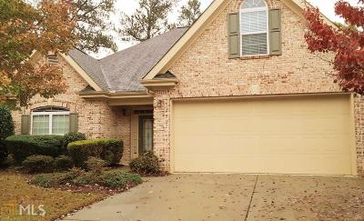 Grayson Single Family Home For Sale: 252 Madison Park Dr