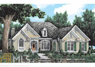 Decatur Single Family Home For Sale: 2914 Battlecrest Dr