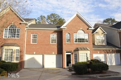 Roswell Condo/Townhouse Under Contract: 8004 Lexington Dr
