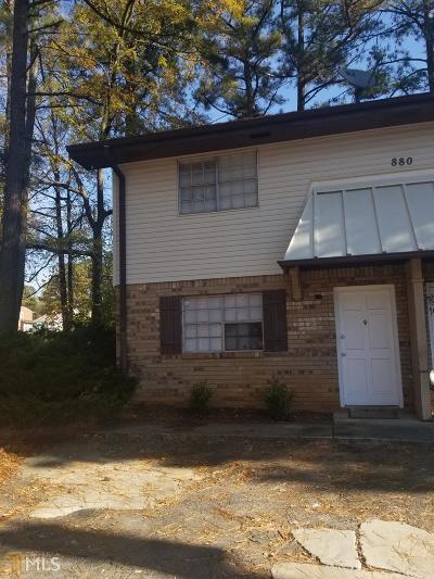 Norcross Rental For Rent: 880 Six Oaks Cir #A