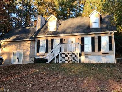 Loganville Single Family Home Under Contract: 3035 Gum Creek Ln