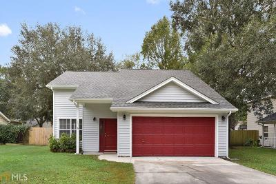Kingsland GA Single Family Home Under Contract: $165,000