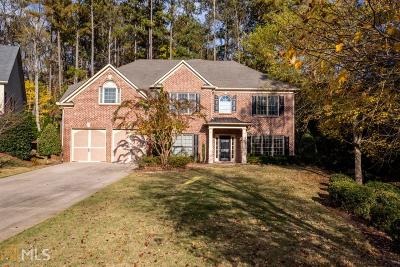Kennesaw Single Family Home For Sale: 1866 Brackendale Rd