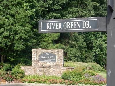 Atlanta Condo/Townhouse New: 2502 River Green Dr